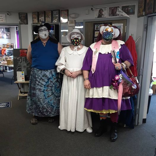 The Little Sisters of Perpetual Indulgence