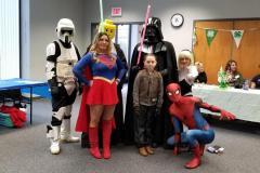 cosplay at Murphysboro Public Library